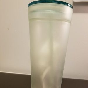Other - Starbucks 2017 DOUBLE WALL Glass Cold Cup 20 oz